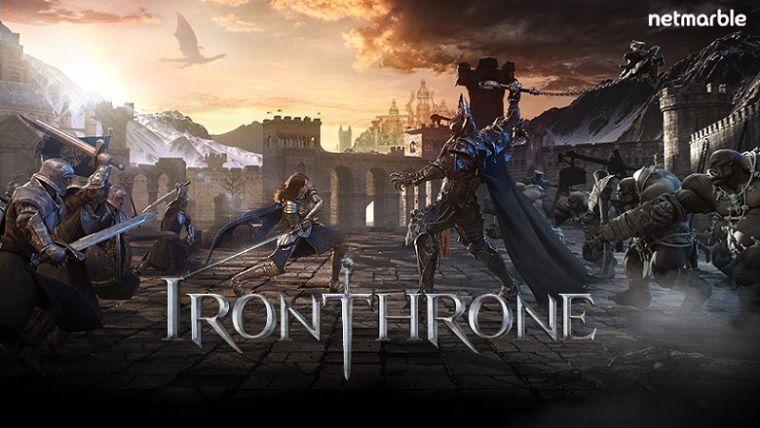 Yeni strateji oyunu Iron Throne, 16 Mayıs'ta yayınlanacak