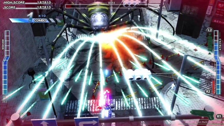 EDF 4.1'in yan oyunu Wingdiver the Shooter Steam'e geliyor