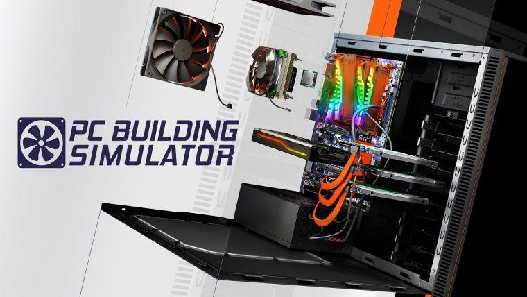 PC Building Simulator, Epic Games'de ücretsiz