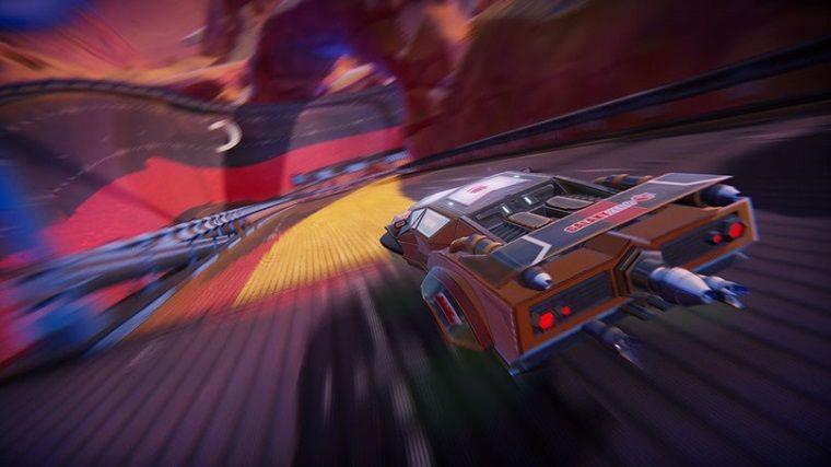 Yarış oyunu Trailblazers'ın yeni oynanış görüntüleri yayınlandı
