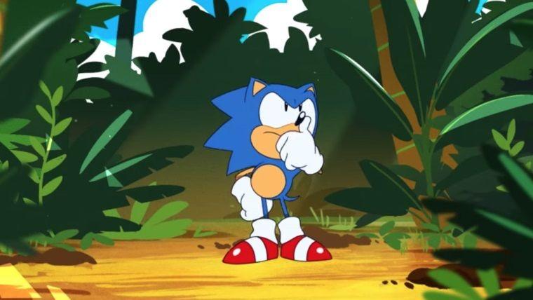 Sonic Mania Adventures serisinin ikinci bölümü yayınlandı