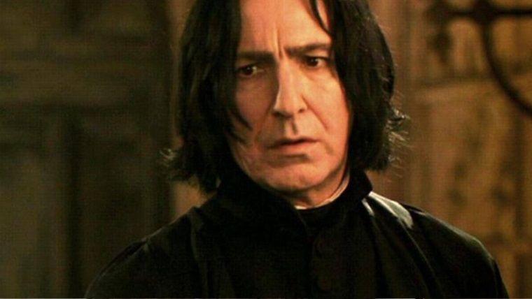 Alan Rickman, Harry Potter'daki rolü için pek de istekli değilmiş
