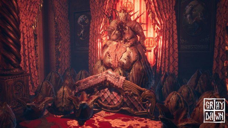 Dinsel öğeler içeren yeni korku oyunu Gray Dawn duyuruldu
