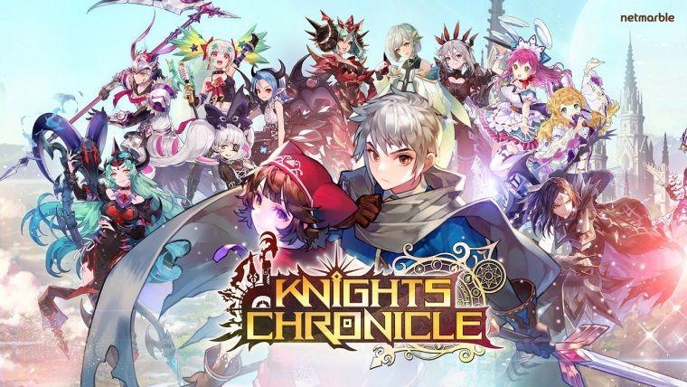 RPG türündeki Knights Chronicle oyunu için ön kayıtlar açıldı