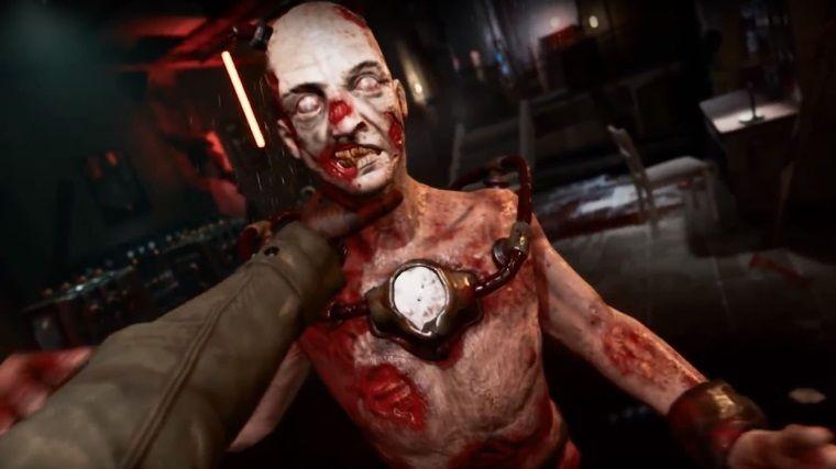 Aksiyon oyunu Atomic Heart'ın oynanış fragmanı yayınlandı
