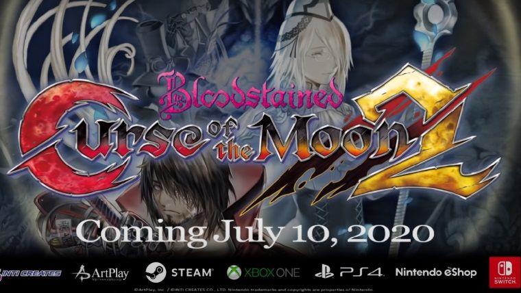Bloodstained: Curse of the Moon 2  çıkış tarihi duyuruldu