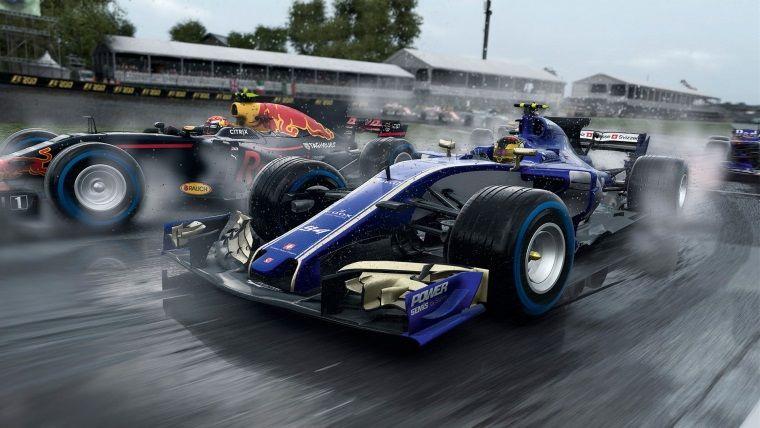 Yarış oyunu F1 2018'in ilk oyun içi görüntüleri ortaya çıktı