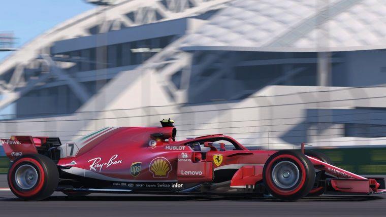 F1 2018'de araçlar nasıl görünüyor? Oyun içi görseller yayınlandı