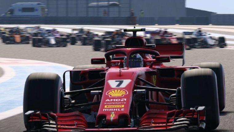 F1 2018 Humble Bundle'da ücretsiz dağıtılıyor
