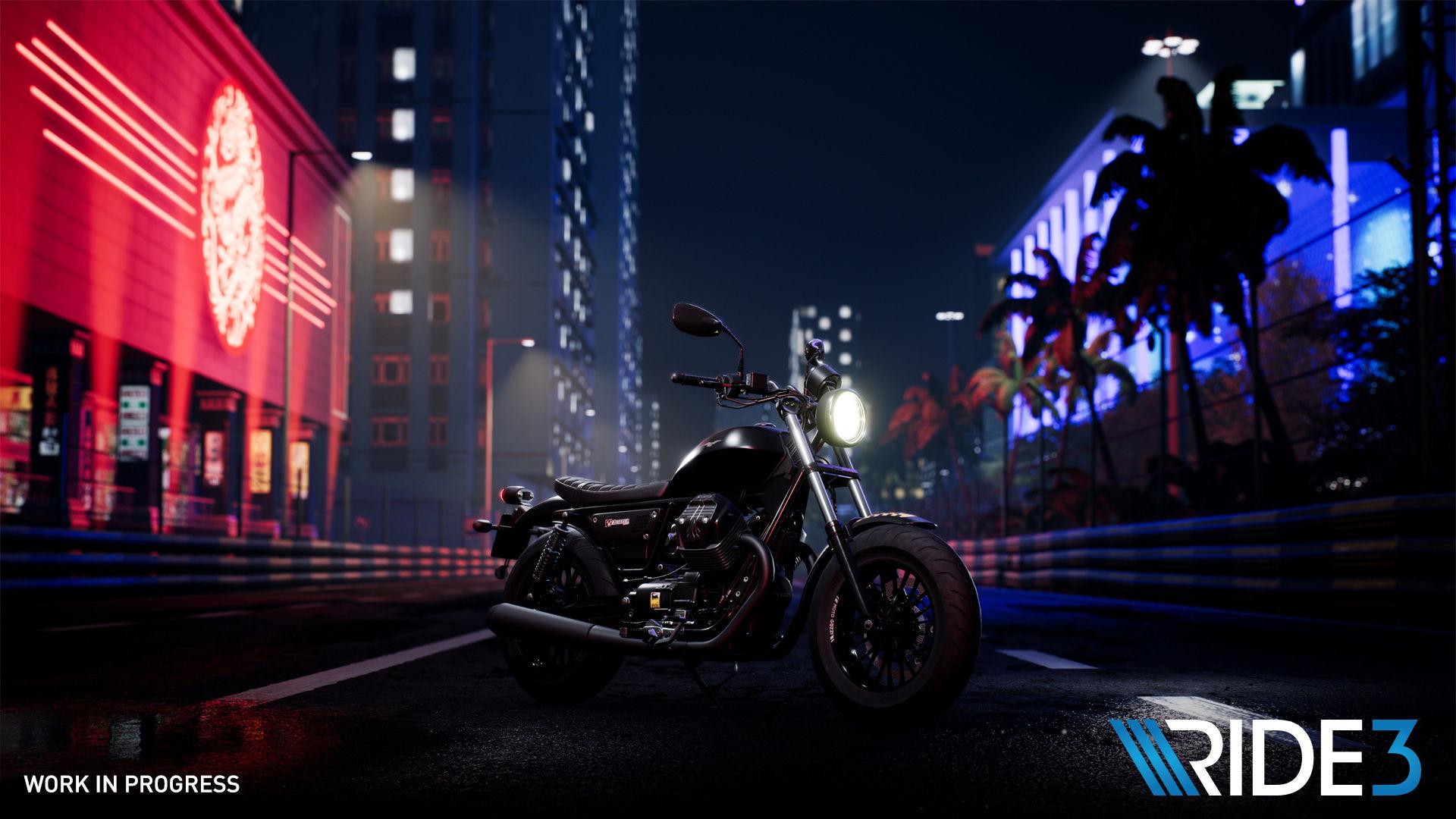RIDE 3 oyunu  tanıtım videosuyla resmi olarak duyuruldu