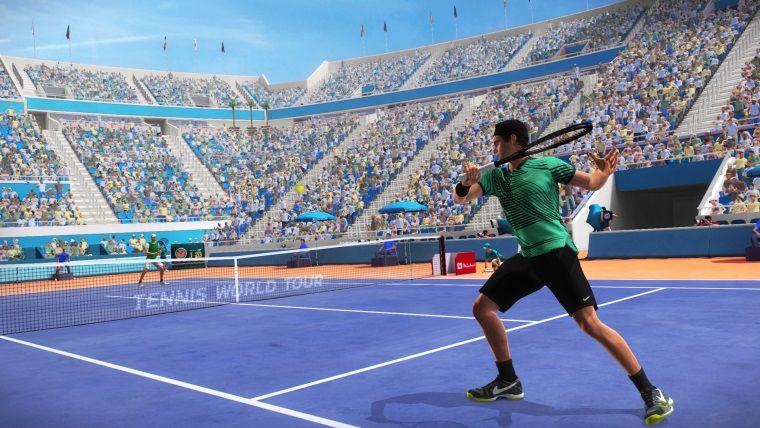 Tennis World Tour oyunu için tanıtım fragmanı yayınlandı