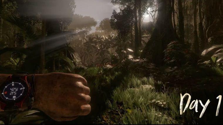 Hayatta kalma oyunu Green Hell Amazon Ormanlarını keşfe çağırıyor
