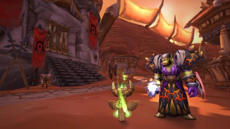 World Of Warcraft karakteri güçten düşürülen oyuncu kripto para Ethereumu icat etmiş