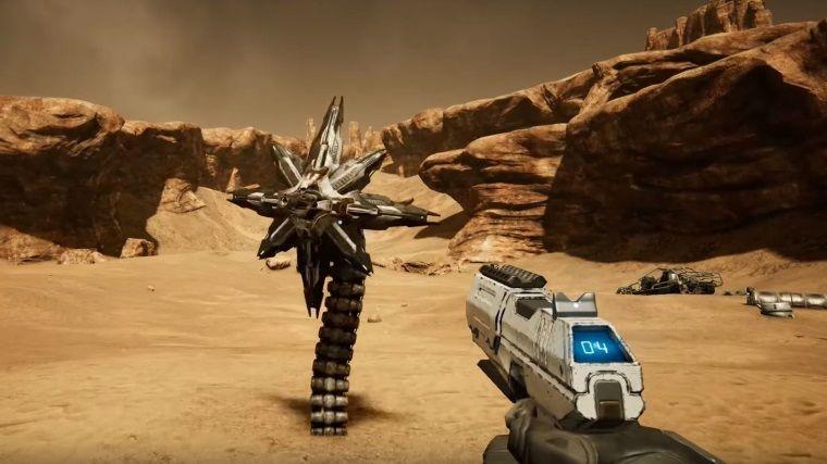 Açık dünya hayatta kalma oyunu Memories of Mars tanıtıldı