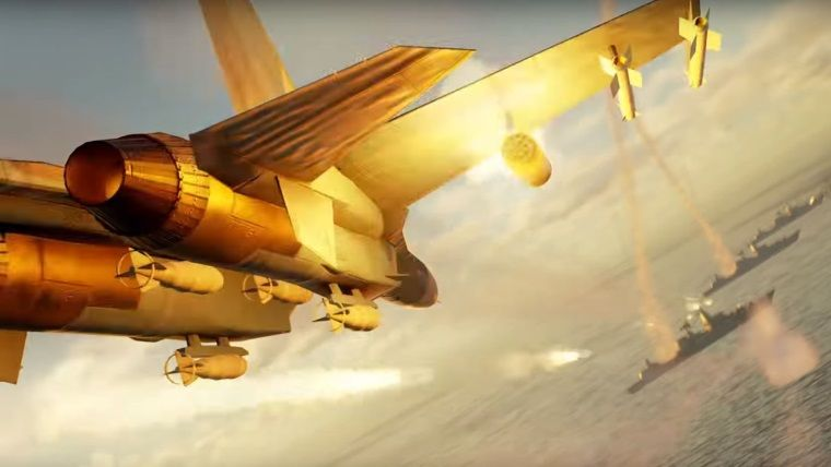 Uçak savaş oyunu Project Wingman Kickstarter sürecine girdi