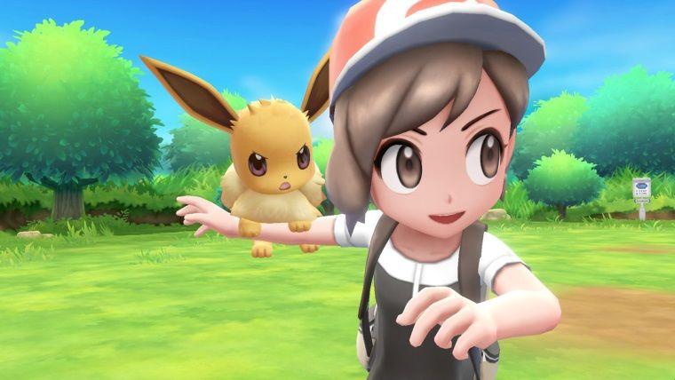Pokemon: Let's Go, Japonya satış listesinin zirvesine oturdu