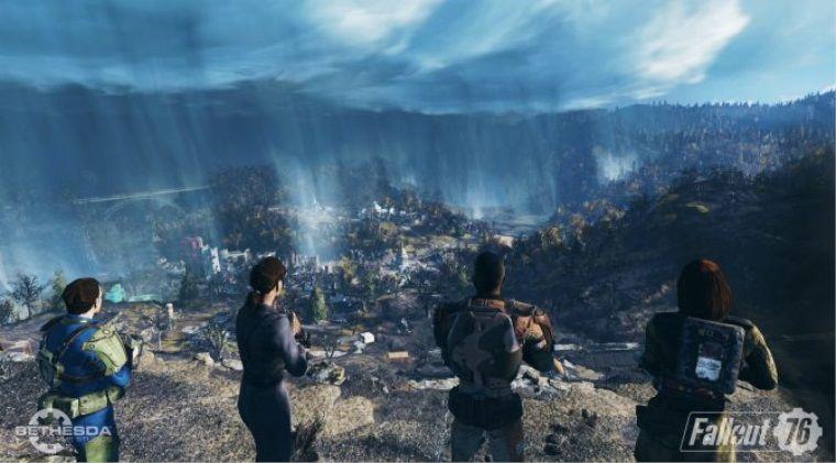 Fallout 76'ya yeni güncelleme geldi