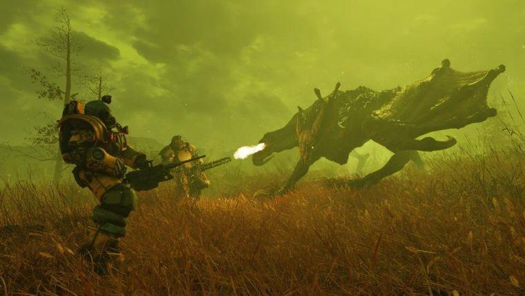 Fallout 76: Wastelanders çıkış fragmanı yayınlandı