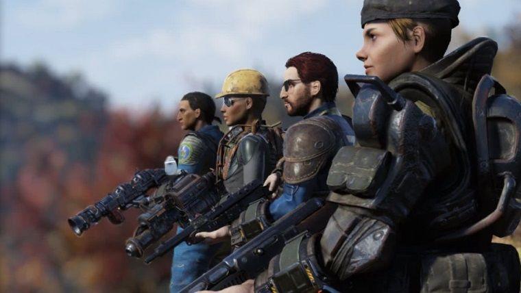 Fallout 76 için büyük bir güncelleme daha çıktı