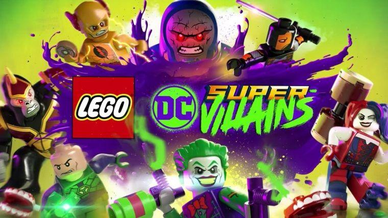 Yeni Lego oyunu LEGO DC Super-Villains resmi olarak duyuruldu