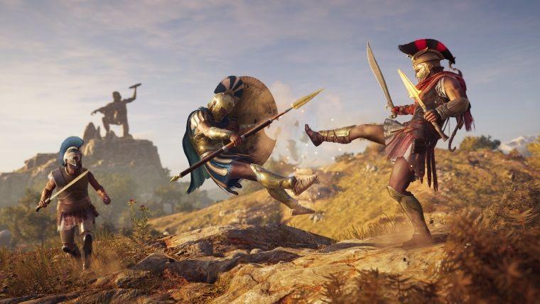 Assassin's Creed Odyssey'de RPG elementleri daha derin olacak