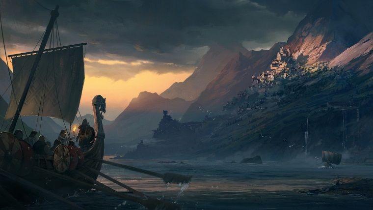 Assassin's Creed Ragnarok'tan bilgiler ve ekran görüntüleri sızdı