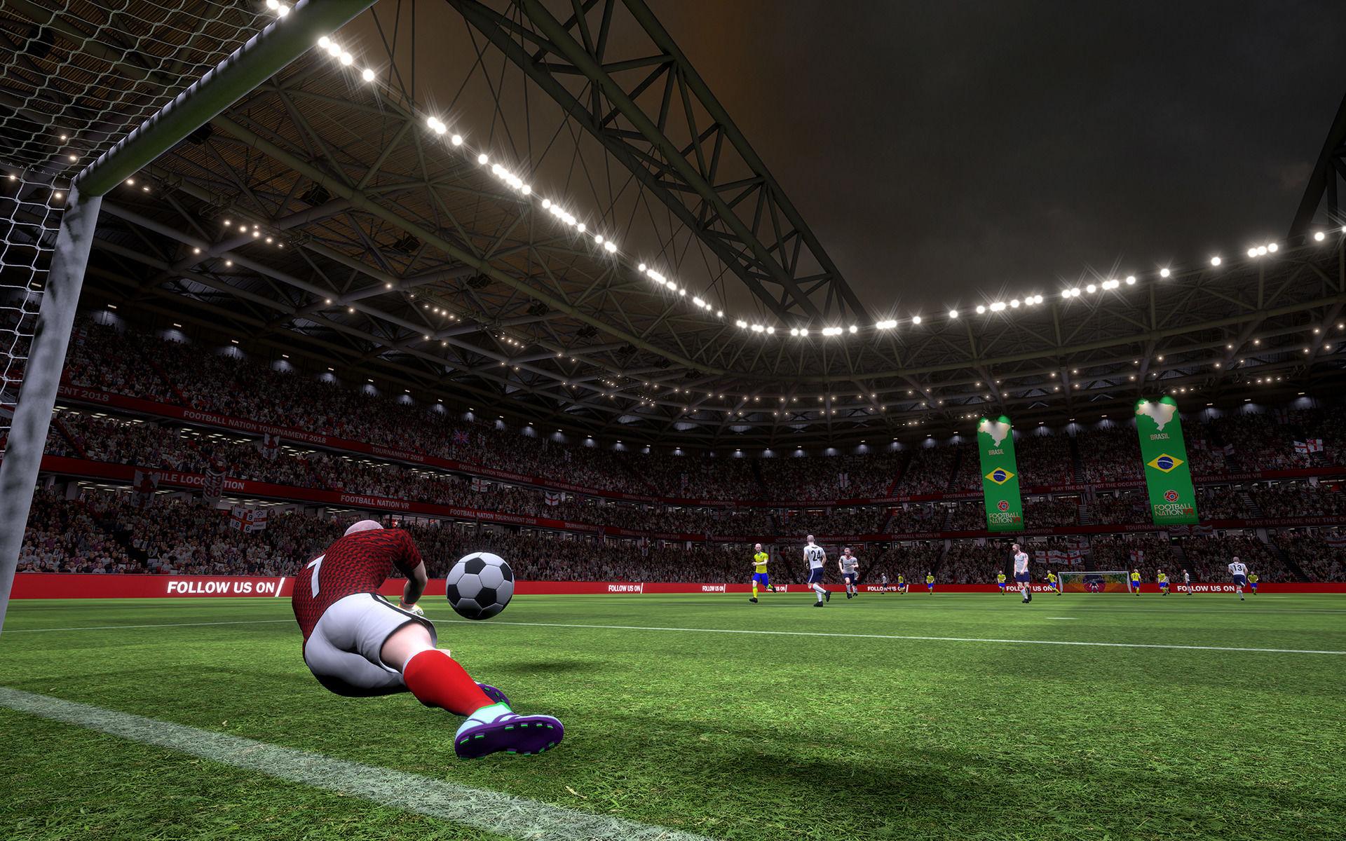 Sanal gerçeklik gözlüğü ile normal bir futbol oyunu oynanır mı?