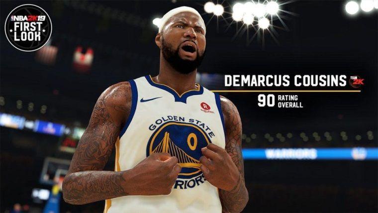NBA 2K19'dan yeni bilgiler geldi. Oynanış videosu sızdı
