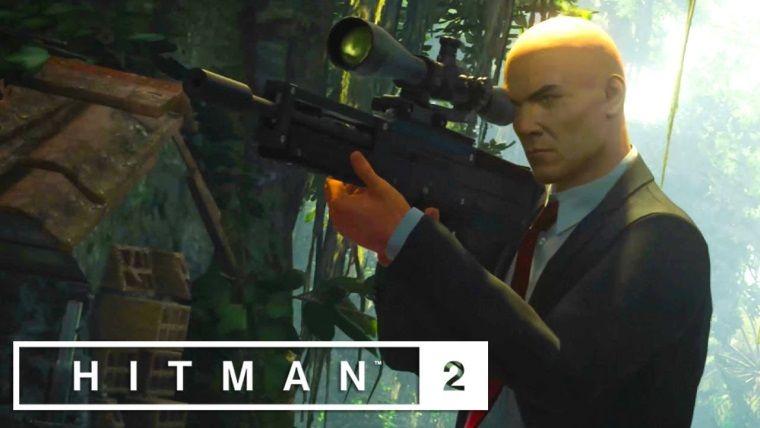 Hitman 2 daha çıkmadan kırıldı