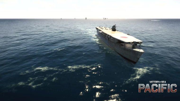 Strateji oyunu Victory At Sea Pacific bu yıl içerisinde geliyor
