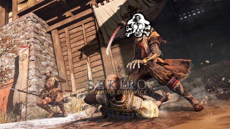 Sekiro: Shadows Die Twice çıktığı gün korsana yenik düştü