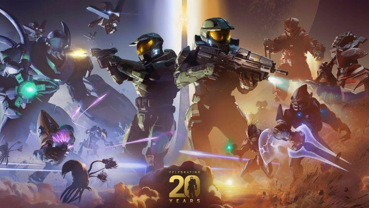 Halo yirminci yıla özel Xbox sürümü duyuruldu