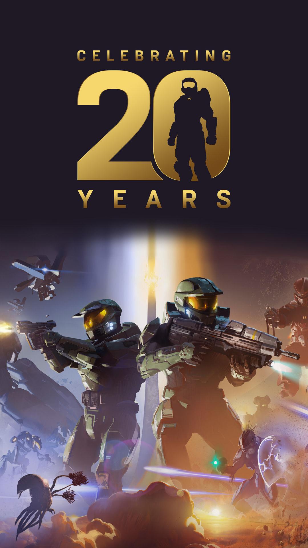 Halo yirminci yıl