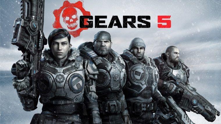 Gears 5 için aksiyon dolu çıkış fragmanı yayınlandı