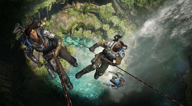 Gears 5'in PC sürümü 12 Nisan'a kadar bedava oldu