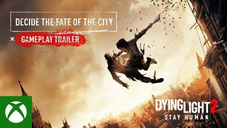 Gamescom'a özel Dying Light 2 oynanış videosu yayımlandı