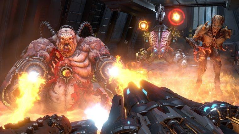 Doom Eternal serinin en hızlı satan oyunu oldu