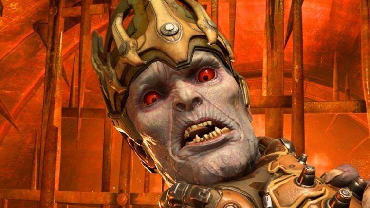 Doom Eternal'ı 30 dakikada bitirdiler