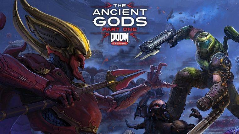 Doom Eternal için Ancient Gods genişleme paketi duyuruldu