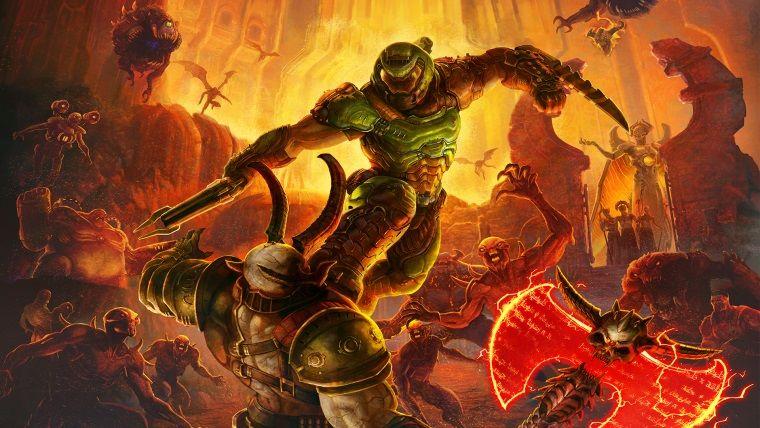 Doom Guy'ın gerçek ismi açıklandı: Doom Guy!