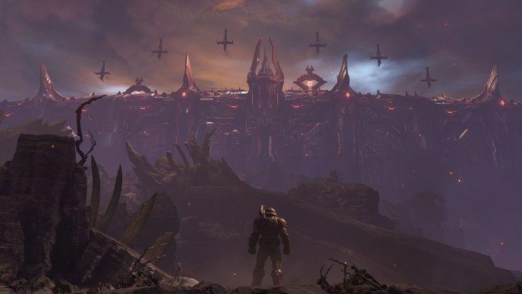 Doom Eternal The Ancient Gods Bölüm 2 bugün çıkıyor