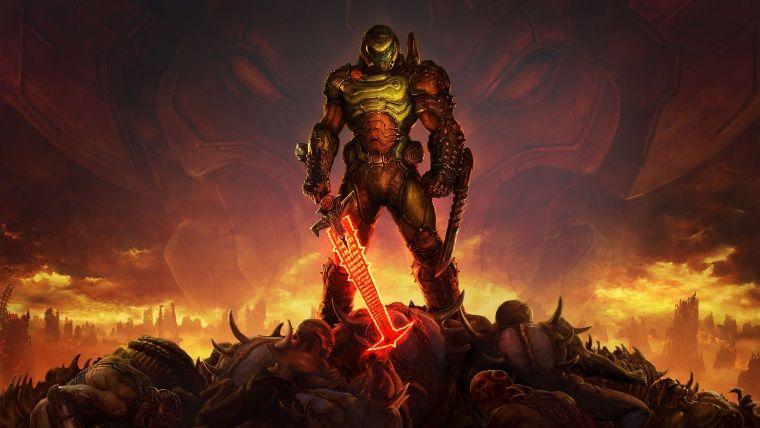 Doom Eternal ücretsiz yeni nesil güncellemesi 29 Haziran'da geliyor