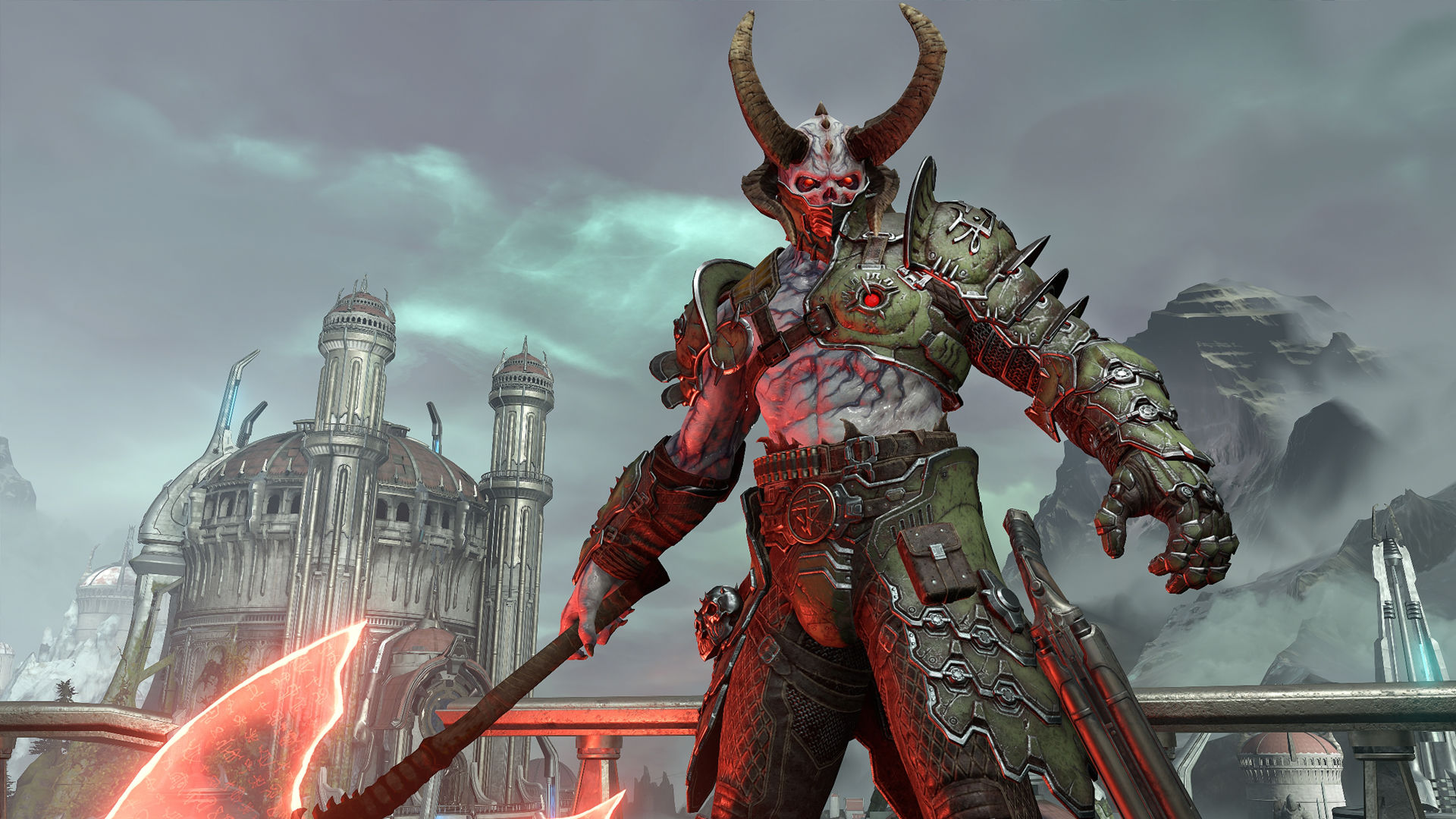 DOOM Eternal earned a total of $ 450 million