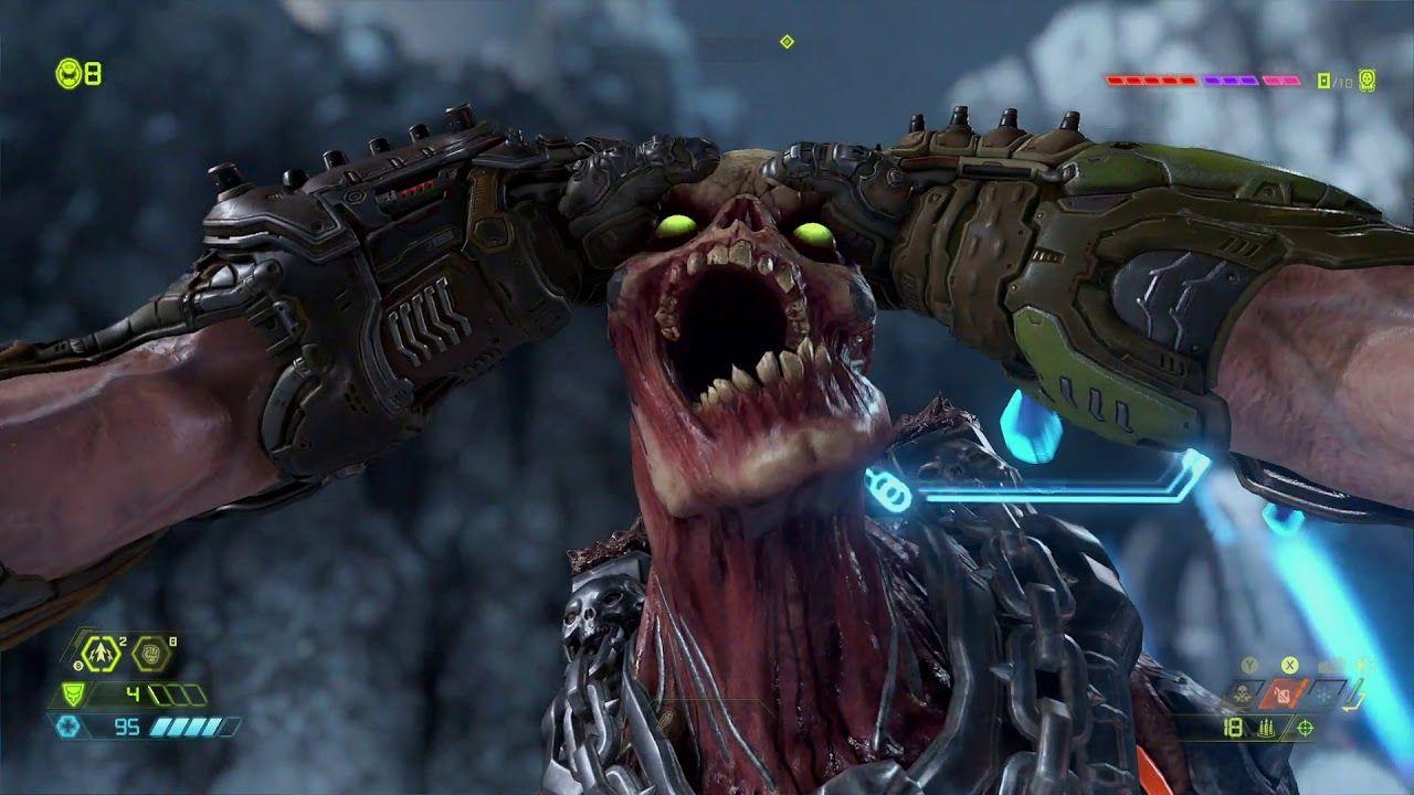 Doom Eternal Ön İnceleme - Aksiyon gibi aksiyon