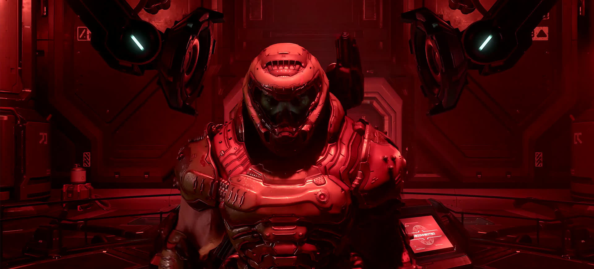 Doom Eternal The Ancient Gods 1. Bölüm Switch için çıktı