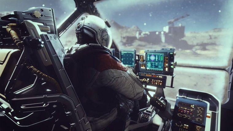 Starfield videosu tamamen oyun içi grafikten oluşuyormuş