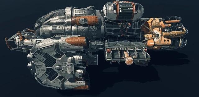 Starfield screenshots leaked