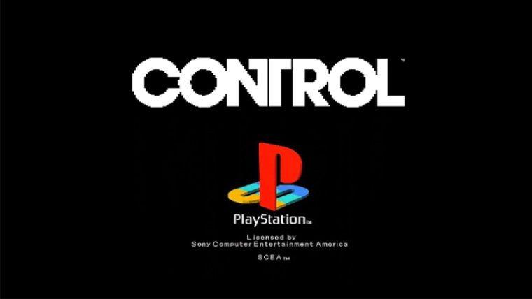 Control PS1 oyunu olsa nasıl olurdu?