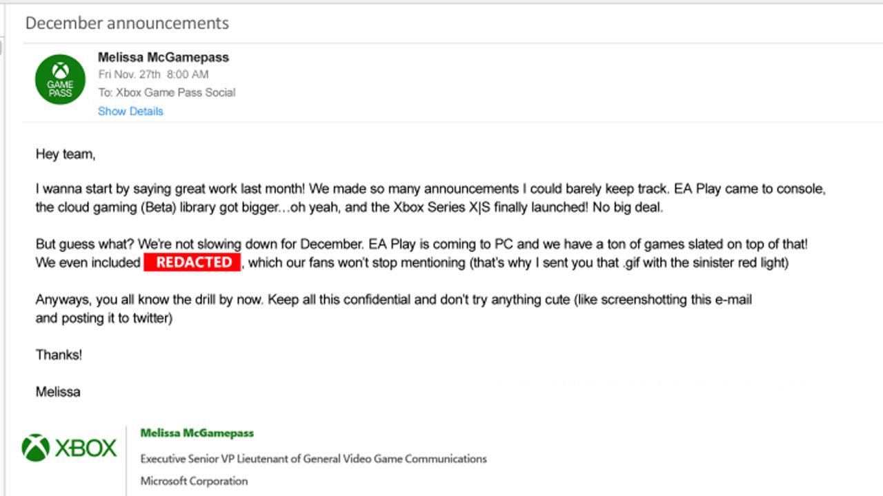 Control Xbox Game Pass yolcusu olabilir