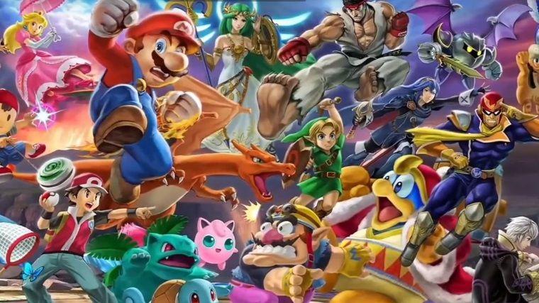 Nintendo'dan yeni Super Smash oyunu. Super Smash Bros Ultimate